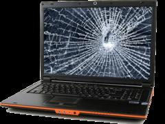 Замена чипов и видеоматриц при ремонт ноутбуков